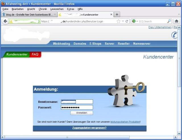 Einloggen_auf_Webspace01